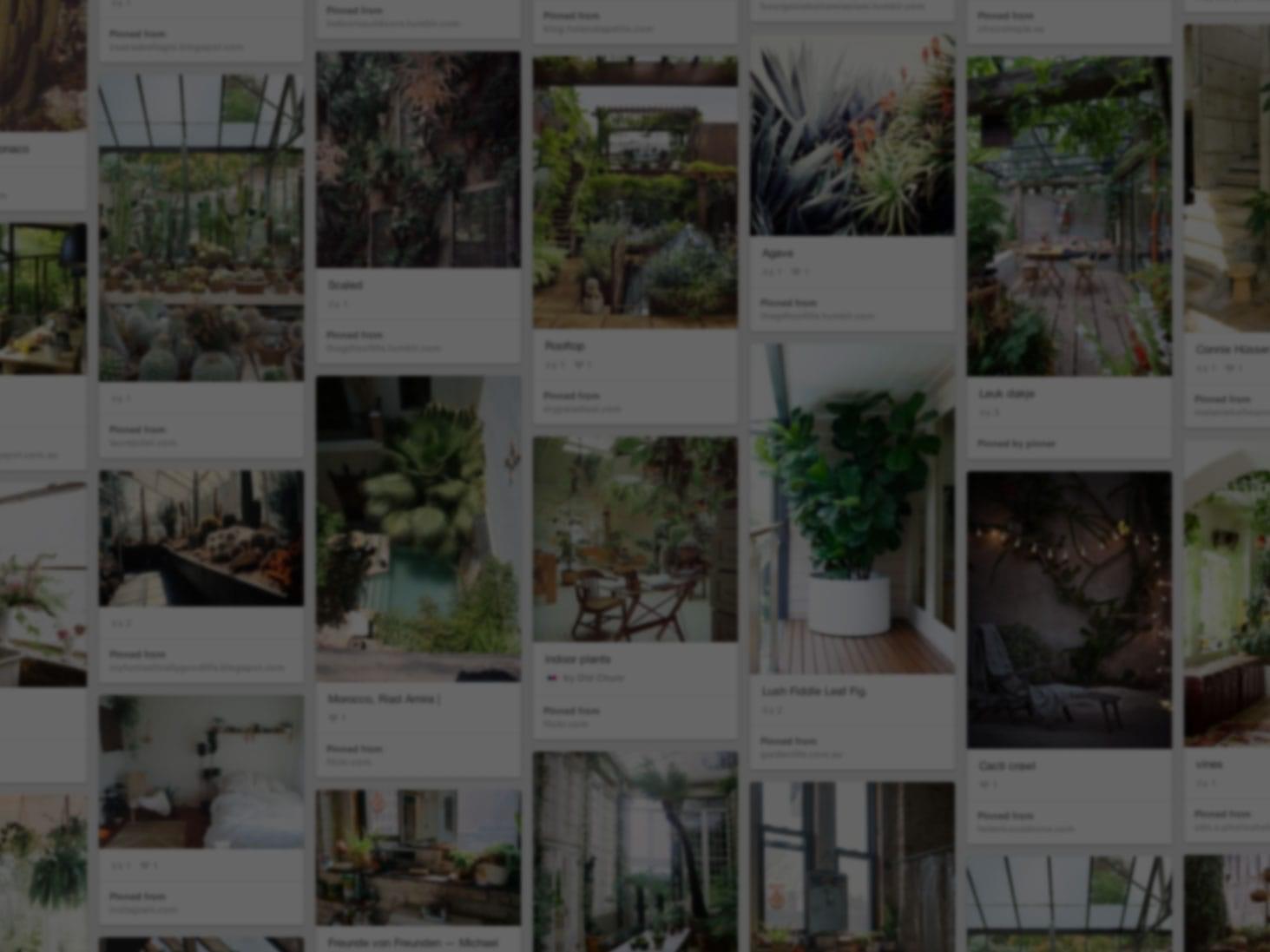 Pinterest  E  A The Worlds Catalog Of Ideas